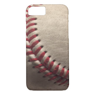 Baseball Seams Dirty iPhone 7, Barely There iPhone 7 Case