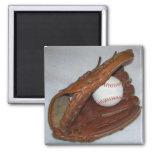 Baseball Season Magnet