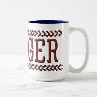 Baseball Slugger coffee mug