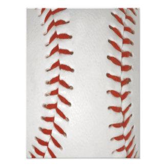 Baseball Softball Print Pattern Background Art Photo
