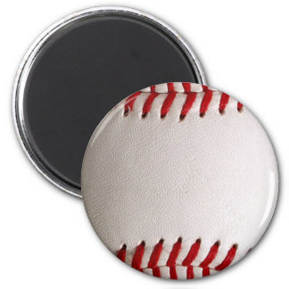 Baseball Sports 6 Cm Round Magnet