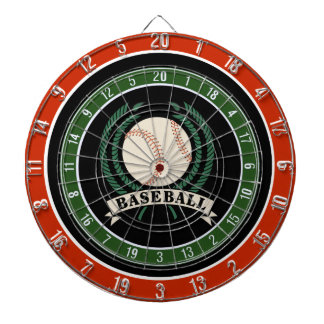 Baseball Sports Dart Board