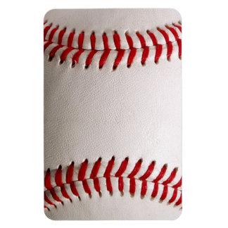 Baseball Sports Rectangular Photo Magnet