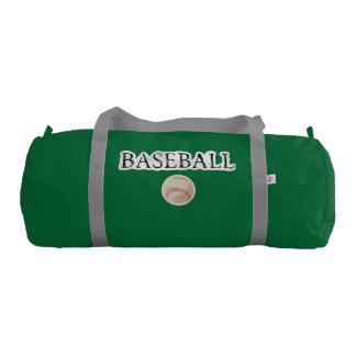 Baseball Sports Theme Gym Duffel Bag