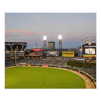 Baseball Stadium Photographic Print