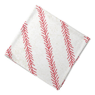 Baseball Stitch Bandana