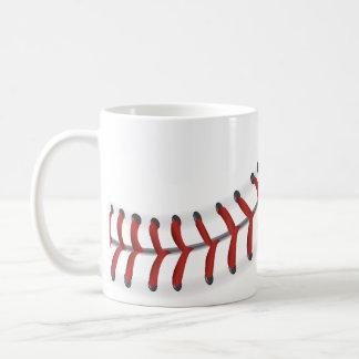 Baseball Stitch Mug