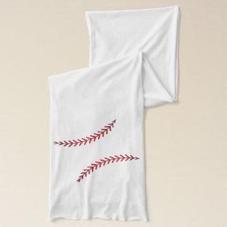 Baseball Stitches Scarf