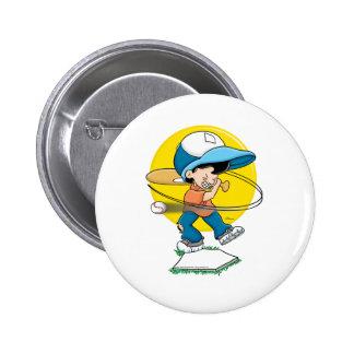 Baseball Strike Three Button