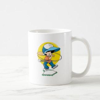 Baseball Strike Three! Coffee Mugs
