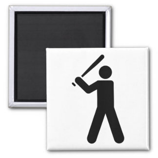 Baseball Symbol Magnets