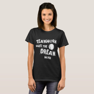 Baseball Teamwork T-Shirt