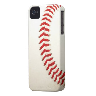 Baseball Texture iPhone 4/4S Case-Mate B.T.