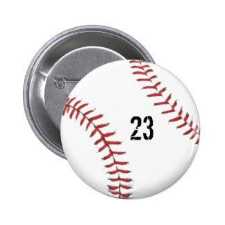 Baseball Theme button