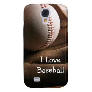 Baseball Theme Galaxy S4 Case