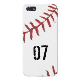 Baseball Theme iPhone 5 Case