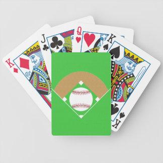 Baseball Theme Playing Cards Deck