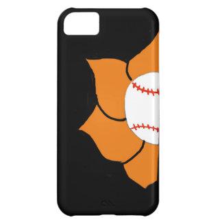 Baseball themed iPhone 5c case iPhone 5C Case