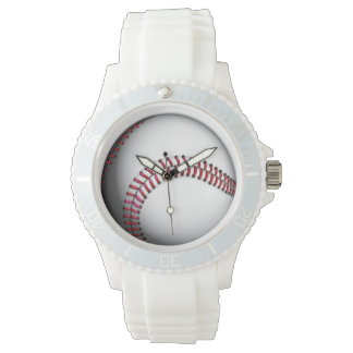 Baseball Themed Watch