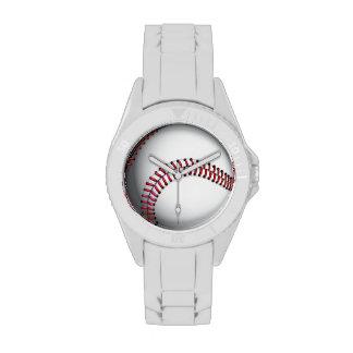 Baseball Themed Watch