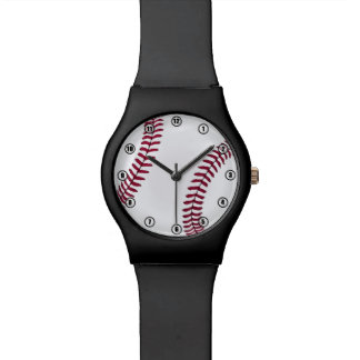 Baseball Time Watch