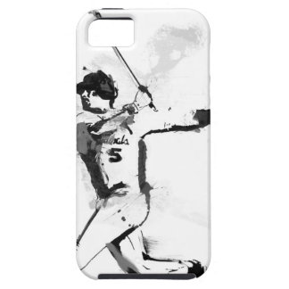 Baseball Violinist iPhone 5 Cover