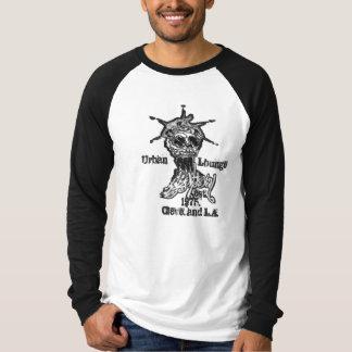 baseballtee, Urban              Lounge,        ... T-Shirt