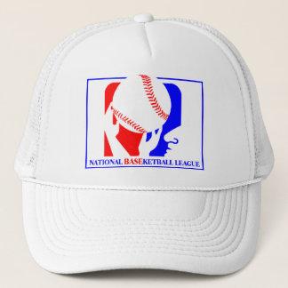 Baseketball Hat