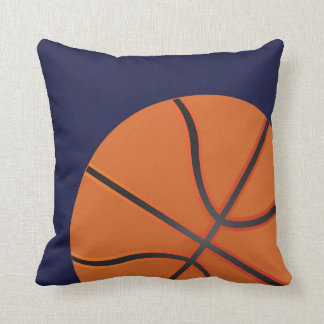 baseketball pillow boys room decor