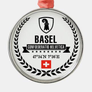 Basel Metal Ornament