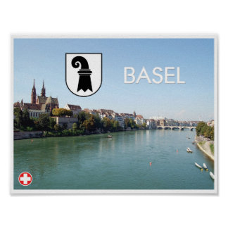 Basel - Switzerland Poster