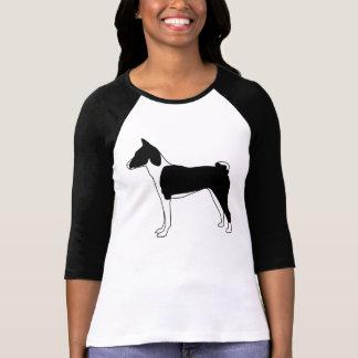 Basenji B&W T-Shirt