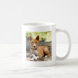 Basenji Dog Coffee Mug