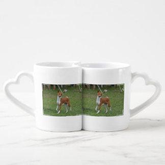 Basenji Dog Lovers Mug Set