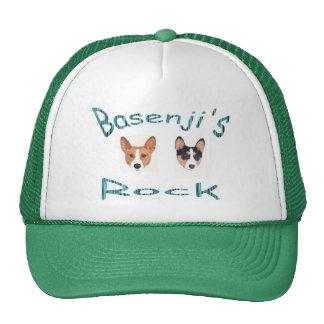 basenjis rock hat