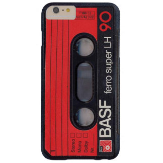 BASF Audio Cassette Tape LH 90 Barely There iPhone 6 Plus Case