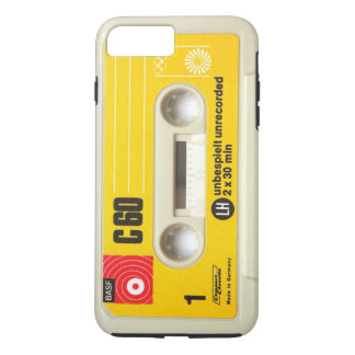 BASF Audio Cassette Tape LH C 60 iPhone 8 Plus/7 Plus Case