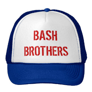 BASH BROTHERS CAP