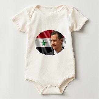 Bashar al-Assad بشار الاسد Baby Bodysuit