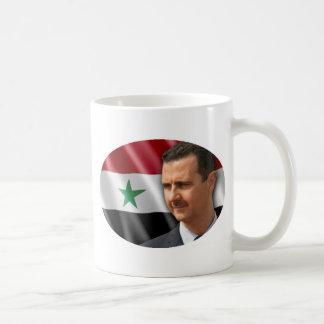 Bashar al-Assad بشار الاسد Coffee Mug