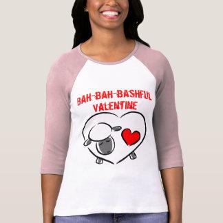 Bashful Valentine T-shirts and Gifts