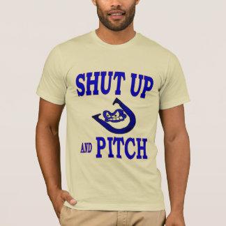 Basic American Apparel Horseshoes Pitch T T-Shirt