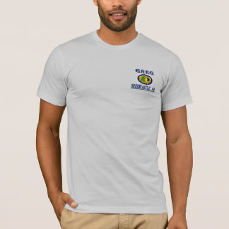 Basic American HorseShoes Tournament Tee