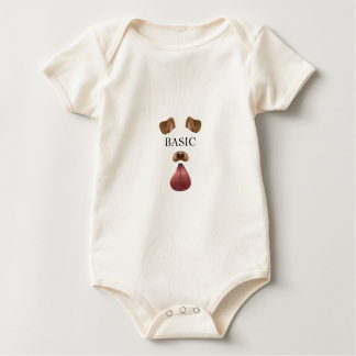 Basic Baby Bodysuit