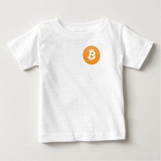 basic bitcoin line baby T-Shirt
