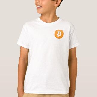 basic bitcoin line T-Shirt