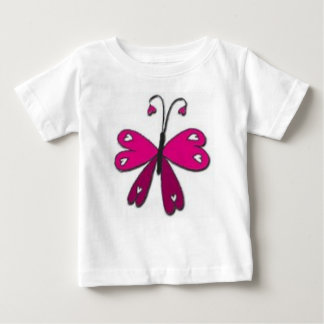 Basic Butterfly Baby T-Shirt