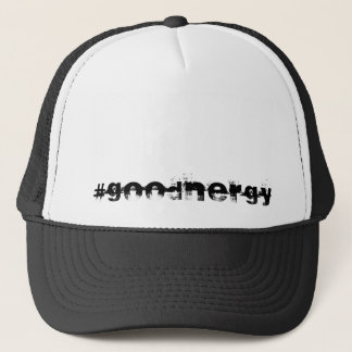 Basic #GoodNergy Trucker Hat