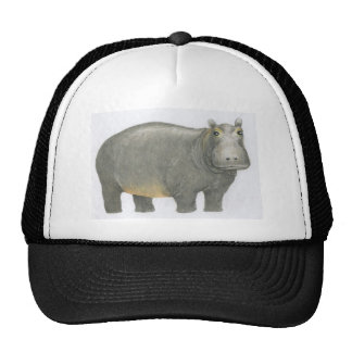 Basic Hippo Mesh Hats