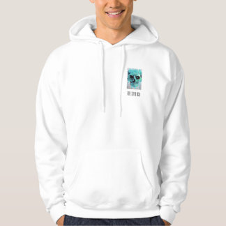 Basic Hooded Sweatshirt Street style BCN  Skull